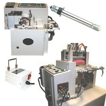Hot Cutters and Cutting Machines